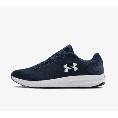 Under Armour Charged Pursuit 2 Navy productafbeelding