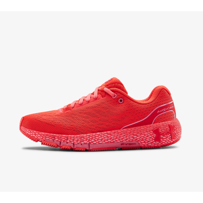 Under Armour W HOVR Machina Red productafbeelding