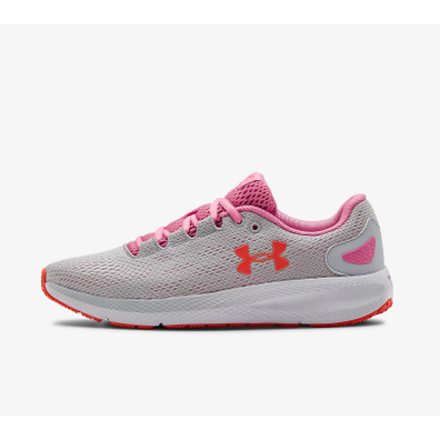 Under Armour W Charged Pursuit 2 Grey productafbeelding