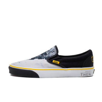 National Geographic X Vans Classic Slip-On 'Glacier' productafbeelding