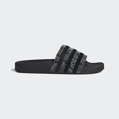 adidas Adilette W Grey Five/ Core Black/ Core Black productafbeelding