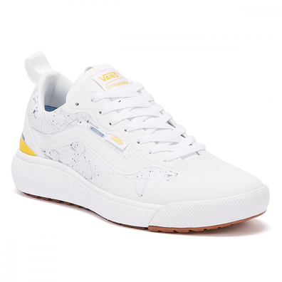 Vans x National Geographic Astro UltraRange Exo White Trainers productafbeelding