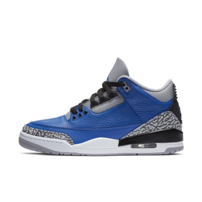 Air Jordan 3 Retro 'Varsity Royal' productafbeelding
