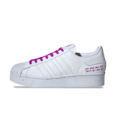 adidas Superstar Bold W Clean Classic 'White' productafbeelding