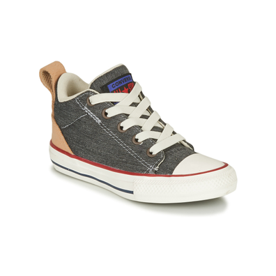 Converse CHUCK TAYLOR ALL STAR OLLIE TWILL + SUEDE productafbeelding