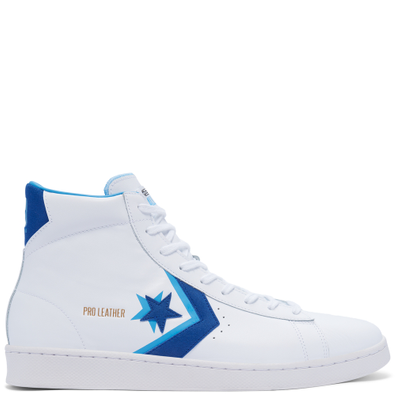 Pro Leather Double Logo High Top productafbeelding
