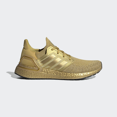 adidas UltraBOOST 20 Gold Metalic/ Gold Metalic/ Gold Metalic productafbeelding