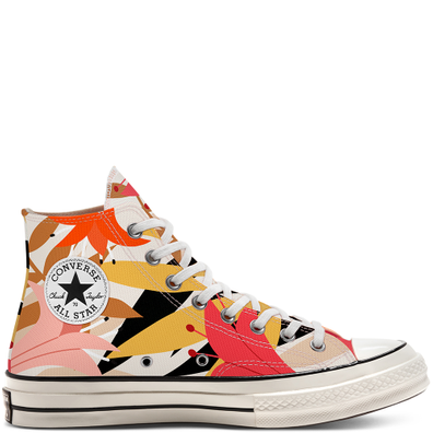 Vintage Floral Chuck 70 High Top productafbeelding