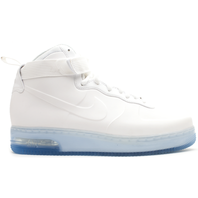 Nike Air Force 1 Foamposite White productafbeelding
