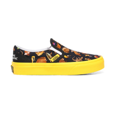 VANS Vans X National Geographic Classic Slip-on  productafbeelding