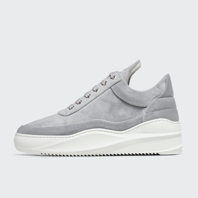 Filling Pieces Filling Pieces Low Top Sky Cite Grey productafbeelding