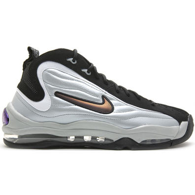 Nike Air Total Max Uptempo Metallic Silver Black productafbeelding