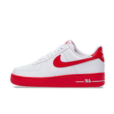 Nike Air Force 1 'University Red' productafbeelding