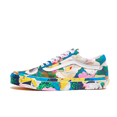 Kenzo X Vans OG Old Skool LX 'Floral Yellow' productafbeelding