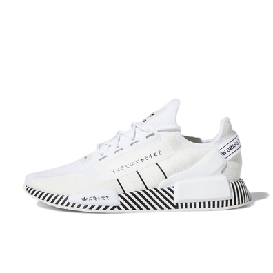 adidas NMD R1 V2 Dazzle Camo 'White' productafbeelding