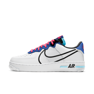 Nike Air Force 1 React 'Astronomy Blue' productafbeelding