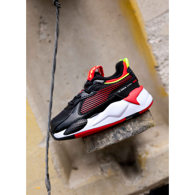 Puma Rs-x bold medial black/red TS productafbeelding