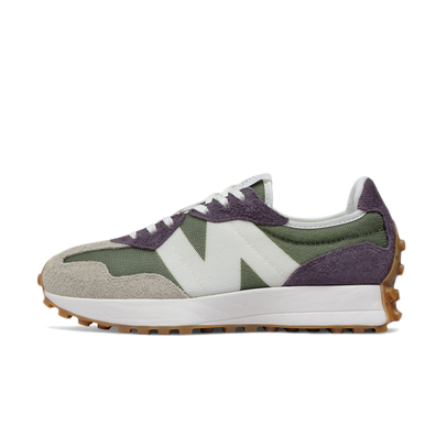 New Balance WS327COB 'Olive/Purple' productafbeelding