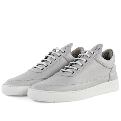 Filling Pieces Low Top Ripple Crumbs 'Light Grey' productafbeelding