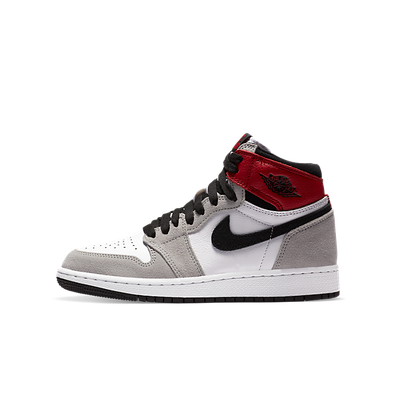 Jordan 1 GS Retro High' Light Smoke Grey' productafbeelding
