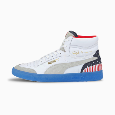 Puma Ralph Sampson Mid 4Th Of July Trainers productafbeelding