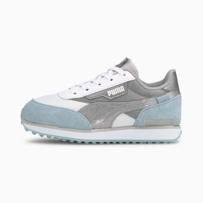 Puma Future Rider Arctic Ps Kids Trainers productafbeelding