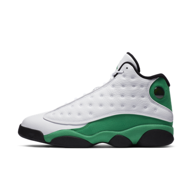 Jordan 13 Retro 'Lucky Green' productafbeelding
