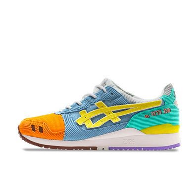 Sean Wotherspoon X Atmos X ASICS Gel-Lyte III productafbeelding