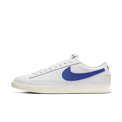 Nike Blazer Low Leather 'Astronomy Blue' productafbeelding