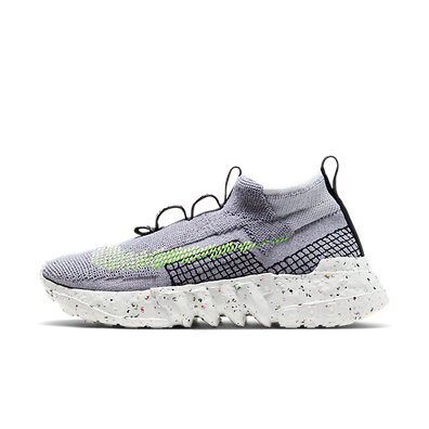 Nike Space Hippie 02 'Grey/Volt' productafbeelding