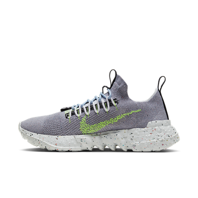 Nike Space Hippie 01 'Grey/Volt' productafbeelding
