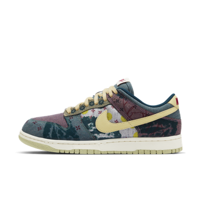 Nike Dunk Low SP Community Garden  'Lemon Wash' productafbeelding