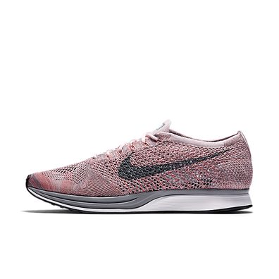 Nike Flyknit Racer Macaron Pack Strawberry productafbeelding