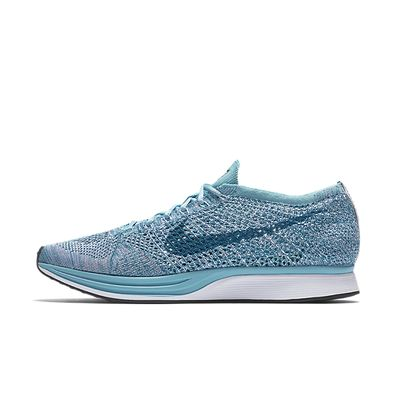 Nike Flyknit Racer Macaron Pack Blueberry productafbeelding