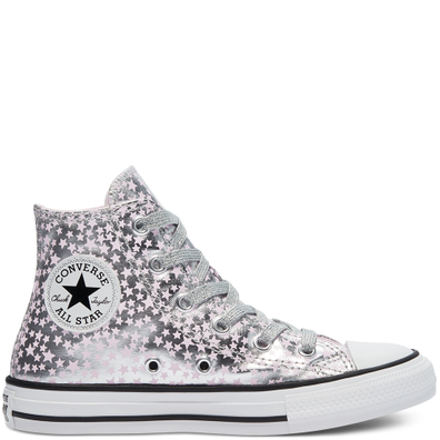 Big Kids She's A Star Chuck Taylor All Star High Top productafbeelding