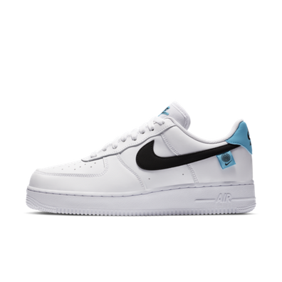 Nike Air Force 1 '07 Worldwide Pack' - White productafbeelding