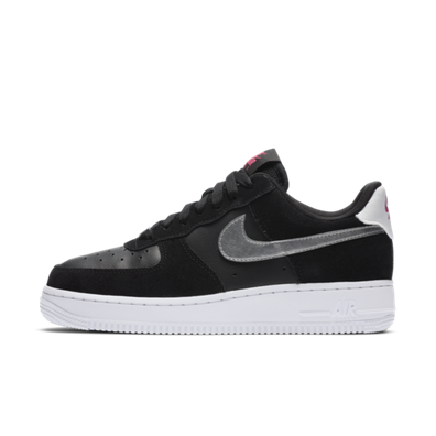 Nike Air Force 1 '07 Low 'Black' productafbeelding