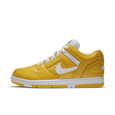"""Nike SB x Supreme Air Force 2 Low """"Yellow"""" productafbeelding"""