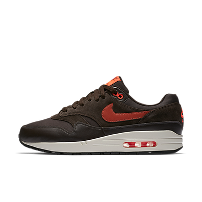 "Nike Air Max 1 Premium ""Dark Brown"" productafbeelding"