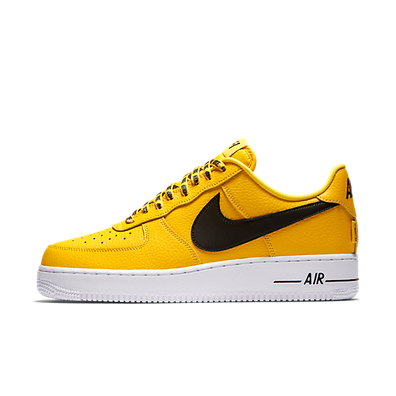 "Nike Air Force 1 Low x NBA Pack ""Yellow"" productafbeelding"