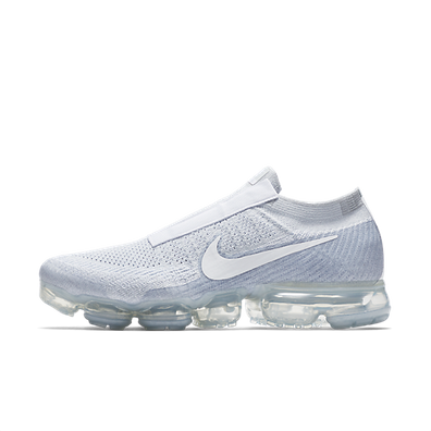 "Nike Air VaporMax Laceless ""Pure Platinum"" productafbeelding"