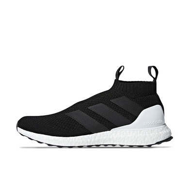 adidas ACE 16+ Ultra Boost Black White productafbeelding