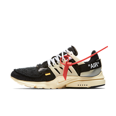 Nike The Ten Presto 'Off White' productafbeelding