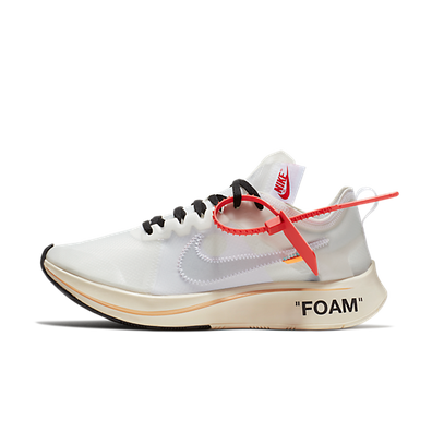 Nike The Ten Zoom Fly 'Off White' productafbeelding
