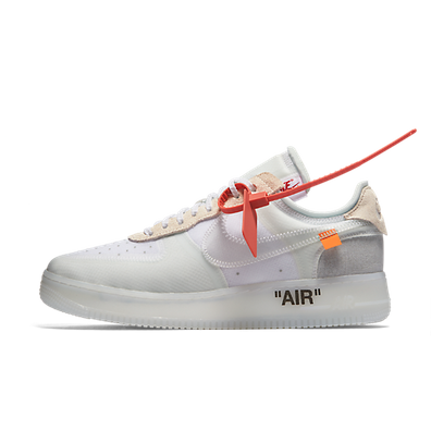 Nike The Ten Air Force 1 Low 'Off White' productafbeelding
