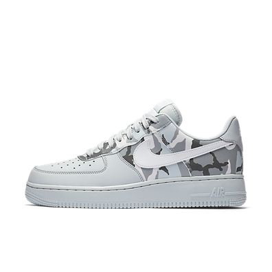 "Nike Air Force 1 '07 Lv8 ""Pure Platinum"" Camo productafbeelding"