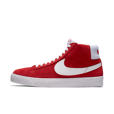"Nike SB Zoom Blazer Mid ""University Red"" productafbeelding"