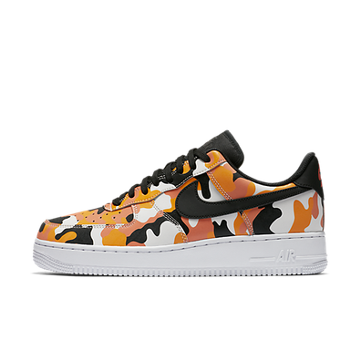 Nike Air Force 1 07 LV8 Country Camo Pack Orange productafbeelding