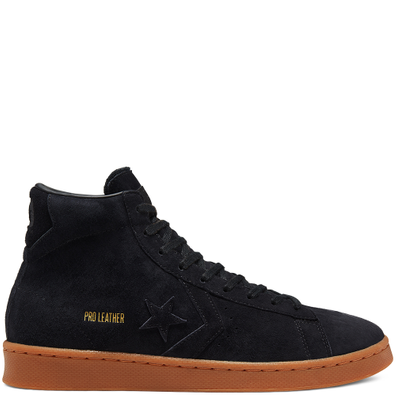 Unisex Final Club Pro Leather High Top productafbeelding