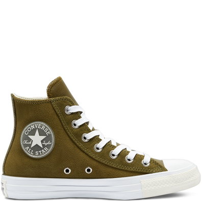 Womens +1 Detail Chuck Taylor All Star High Top productafbeelding